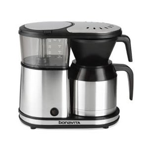 Bonavita Bonavita 5-cup Coffee Brewer with Stainless Steel Lined Thermal Carafe