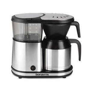 Bonavita Bonavita koffiezetapparaat 5-kops met RVS Thermoskan