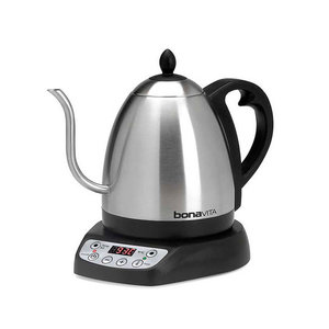 Bonavita Bonavita Digital Variable Temperature Gooseneck Kettle 1.0 Liter