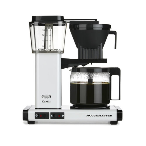 Moccamaster Moccamaster KBG 741 1,25 L White AutoOff
