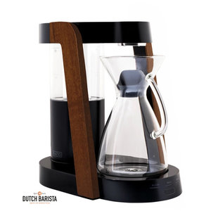 Ratio Ratio Eight coffee maker - Dark Cobalt-Mahogany