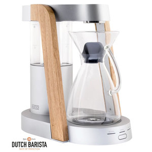 Ratio Ratio Eight coffee maker Bright Silver - Parawood