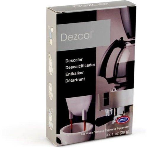 Urnex Urnex Dezcal Descaler- 4x 28gr