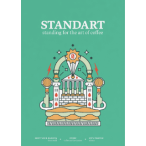 Standart magazine issue 12