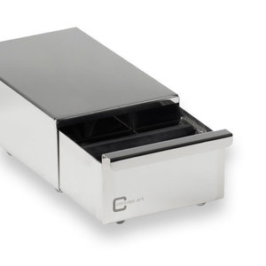 Joe Frex (Concept Art) Joe Frex Drawer Base DMini Polished Surface Knock Box