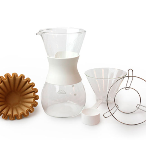 Kalita Kalita wave style #185 dripper set