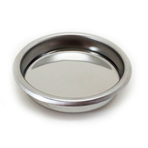 blind filter E-61 universal stainless steel
