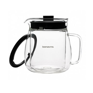 Bonavita Bonavita double walled glass carafe 8-cups