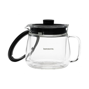 Bonavita Bonavita double walled glass carafe 5-cups
