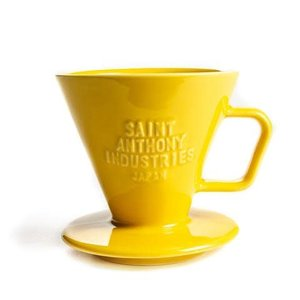 Saint Anthony Industries Saint-Anthony Industries C70 ceramic dripper yellow