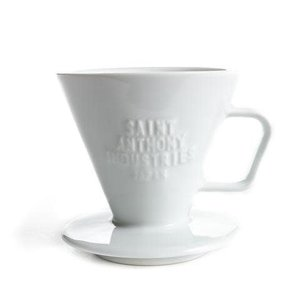 Saint Anthony Industries Saint-Anthony Industries C70 ceramic dripper white