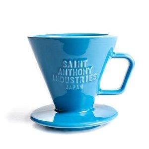Saint Anthony Industries Saint-Anthony Industries C70 Ceramic Dripper Blue