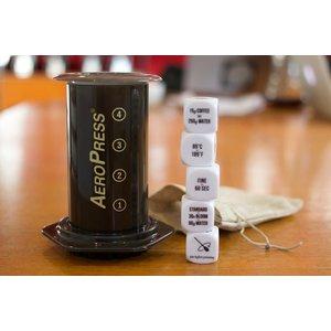 Aeropress AeroPress Coffee Brewing Dice By James Hoffmann
