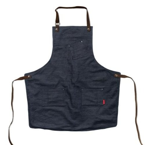 Saint Anthony Industries Saint Anthony Ace Apron  Classic Denim Blue