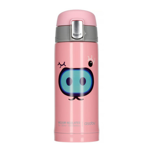 Asobu Asobu - Peek-a-Boo Pink - 200 ml Travel bottle
