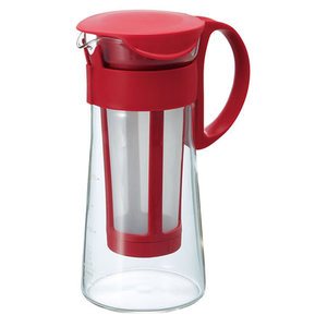 Hario - Mizudashi Coffee Pot Mini - Red