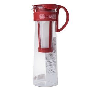 Hario - Mizudashi Coffee Pot- Red 1000ml