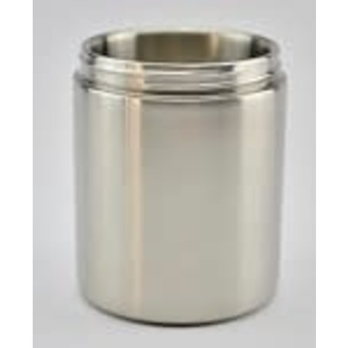 Orphan Espresso Orphan Espresso Stainless Steel Grounds Jar