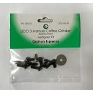 Orphan Espresso OE LIDO 2 / LIDO E / LIDO E-T Replacement Fastener Screw Set