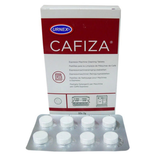Urnex Urnex Cafiza - Espresso machine cleaning tablets - 32 tablets