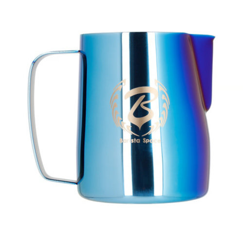 Barista Space Barista  space Blue  Rainbow Milk Jug 600ml
