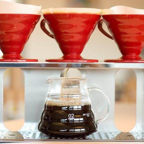 Dutch Barista Coffee workshop home brewing