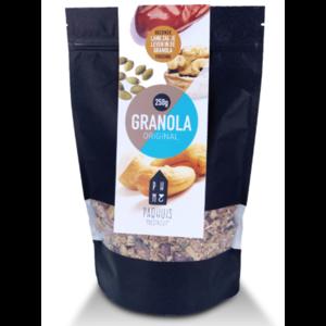 Paqhuis Paqhuis Granola Original 250 gram