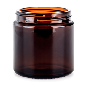 Comandante Comandante bean jar brown glass