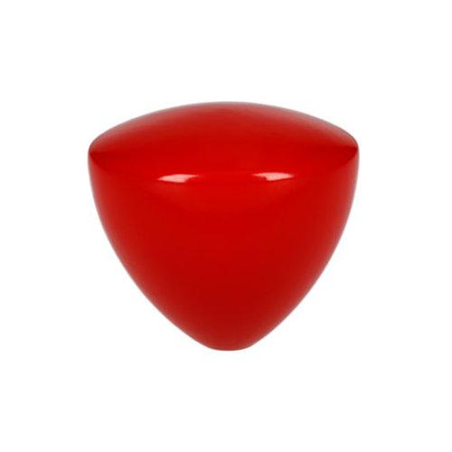 Comandante Comandante reserveknop rood