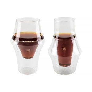 Kruve Kruve - EQ Glass - Set van twee glazen - Excite & Inspire 150ml