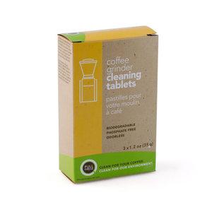 Urnex Full circle koffiemolen reinigings tabletten 3 zakjes