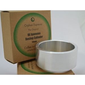 Orphan Espresso OE Ipanema 58mm Aluminum Dosing Cylinder