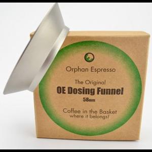 Orphan Espresso Orphan Espresso Dosing Funnel (58.5mm)