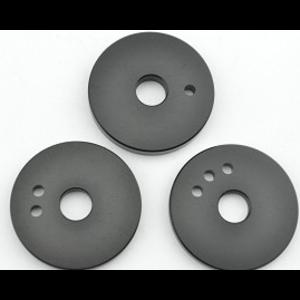 Orphan Espresso fixie disk set - 3 stuks - fijn, middel & grof