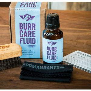 Comandante Comandante Burr Care Set