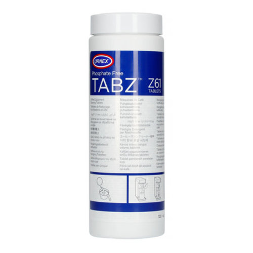Urnex Urnex Tabz Z61 - Cleaning tablets Z61 - 120 tablets