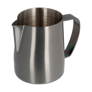 Barista Space Barista Space - 350 ml Sandy Black Milk Jug