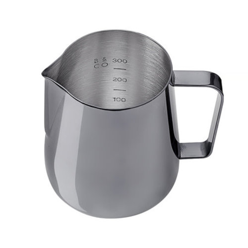 Barista & Co Barista en Co Core Milk Pitcher - Black Pearl