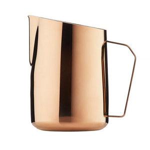 Barista & Co Barista & Co - Dial In Melkkan Rose Brass - 420ml