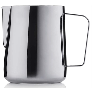 Barista & Co Barista en Co Core Milk Jug titanium Coated 420ml