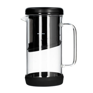 Barista & Co Barista & Co - OneBrew Coffee and Tea Infuser - Black