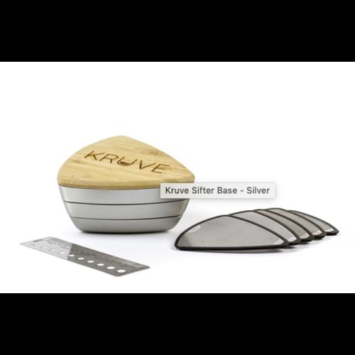 Kruve Kruve Sifter Base - Silver