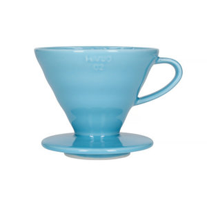 Hario Hario V60-02 Ceramic Coffee Dripper Blue