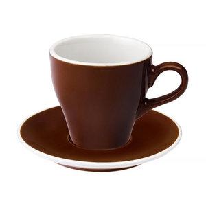Loveramics Loveramics Tulip - Cup and saucer - Cafe Latte 280 ml