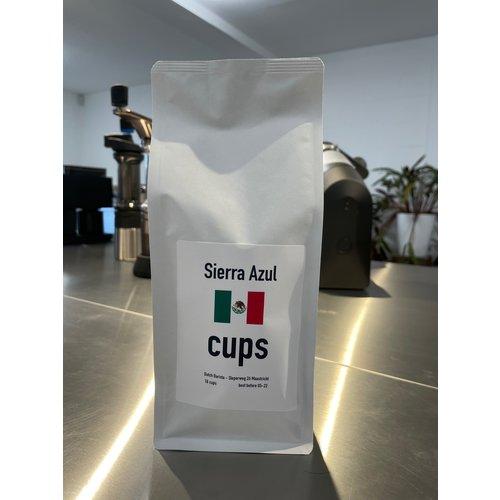 Dutch Barista Coffee Mexico - Sierra Azul cups