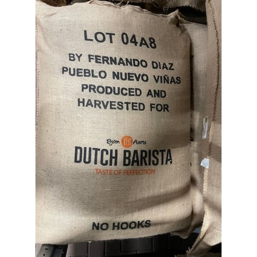 Dutch Barista Coffee Amatillo special
