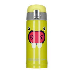 Asobu - Peek-a-Boo Light Green - 200 ml reisfles