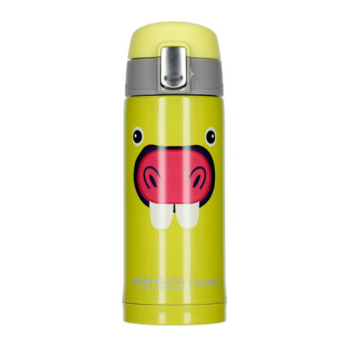 Asobu - Peek-a-Boo Light Green - 200 ml Travel bottle