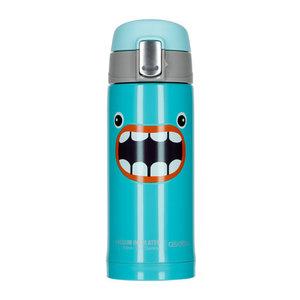 Asobu Asobu - Peek-a-Boo Turquoise - 200 ml reisfles