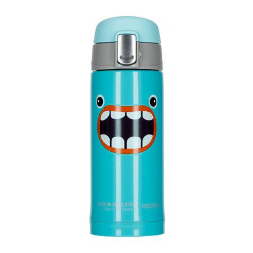 Asobu Asobu - Peek-a-Boo Turquoise - 200 ml Travel bottle
